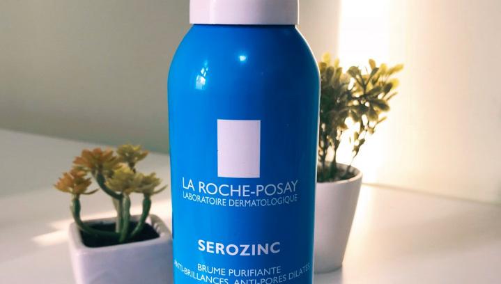 Resenha: Seronzinc da La Roche-Posay para pelesoleosas